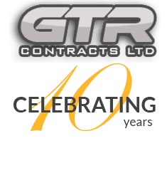 GTR Contracts Celebrating 10 years