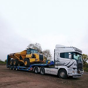 Plant and Machinery Haulage