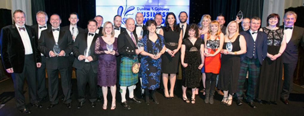Scottish Business honours 2014 finalist